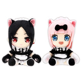 PRE-ORDER Kaguya-Sama: Love Is War Original Plush - Fujiwara Chika: Cat Ear Ver.