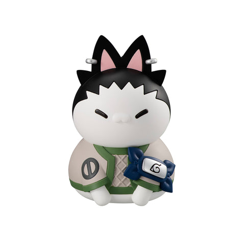 PRE-ORDER Nyanto! The Big Nyaruto Series - Naruto Shippuden - Shikamaru Nara [EXCLUSIVE]