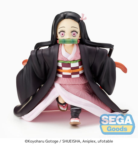 PRE-ORDER Demon Slayer: Kimetsu no Yaiba SPM Figure - Nezuko Kamado: Mini