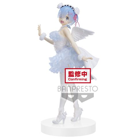 PRE-ORDER Re: Zero -Starting Life in Another World- ESPRESTO EST: CLEAR&DRESSY - Rem