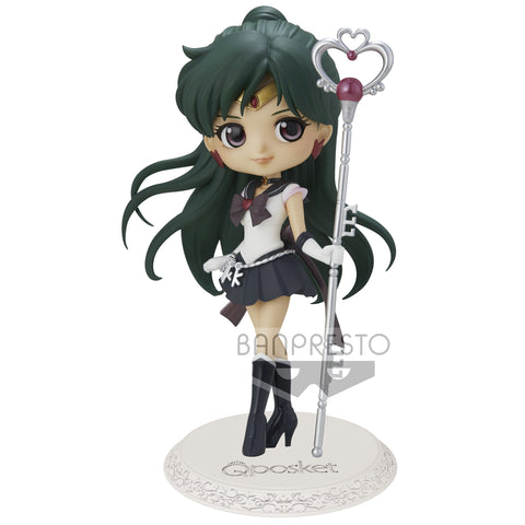 PRE-ORDER Sailor Moon Eternal the Movie Q Posket - Super Sailor Pluto: Ver. A