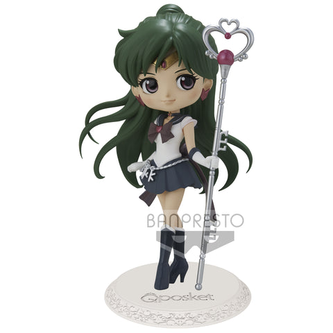 PRE-ORDER Sailor Moon Eternal the Movie Q Posket - Super Sailor Pluto: Ver. B