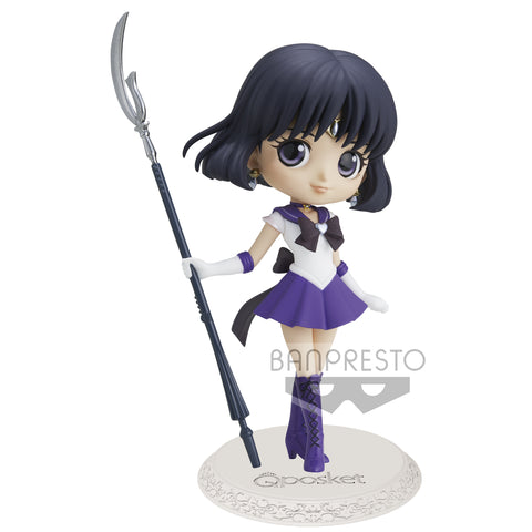 PRE-ORDER Sailor Moon Eternal the Movie Q Posket - Super Sailor Saturn: Ver. A