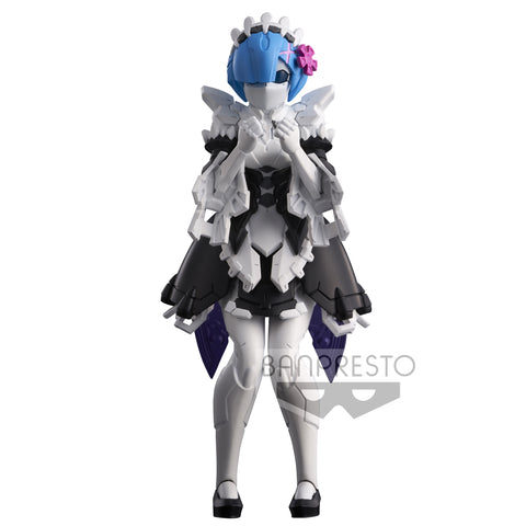 PRE-ORDER Re: Zero -Starting Life in Another World- Bijyoid - Rem: Ver. A
