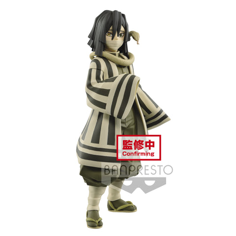 PRE-ORDER Demon Slayer: Kimetsu no Yaiba Figure Vol. 16 - A: Obanai Iguro