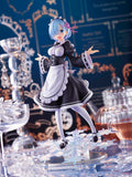 PRE-ORDER Re: Zero -Starting Life in Another World- AMP - Rem: Winter Maid Image Ver.