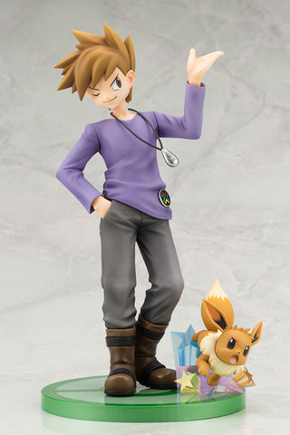 ARTFX J - Pokemon - Blue with Eevee 1/8