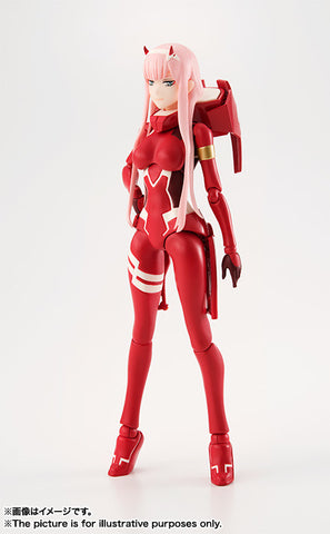 S.H.Figuarts - Darling in the FranXX - Zero Two