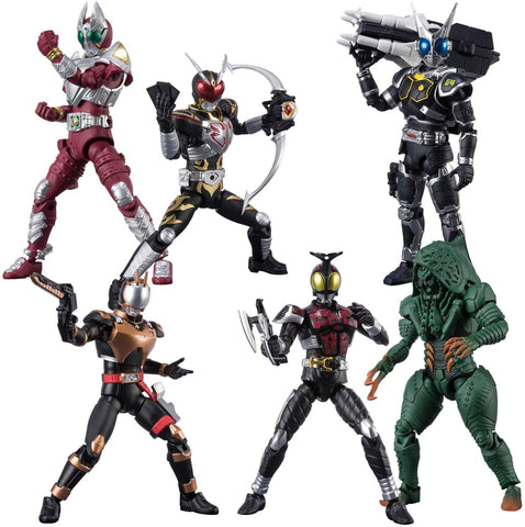 BACK-ORDER - Shodo-o Kamen Rider 4 [Box of 10]