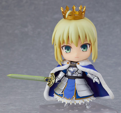 Nendoroid 600b - Fate/Grand Order - Saber/Altria Pendragon: True Name Revealed Ver.