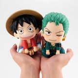 PRE-ORDER Lookup - One Piece - Monkey D. Luffy & Roronoa Zoro Set [EXCLUSIVE]