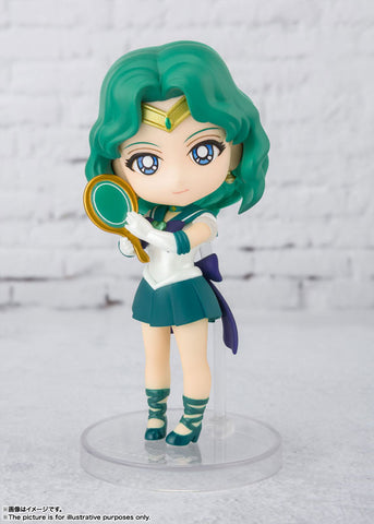 PRE-ORDER Figuarts mini - Sailor Moon Eternal - Super Sailor Neptune -Eternal edition-