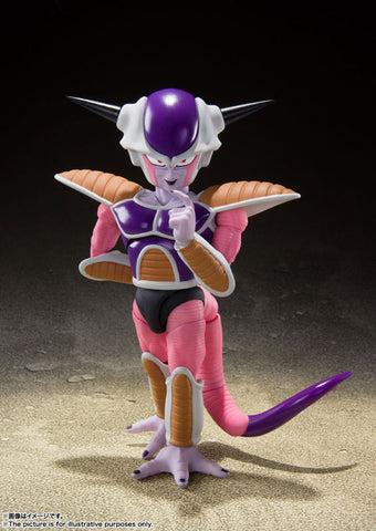 PRE-ORDER S.H.Figuarts - Dragon Ball Z - Frieza First Form & Frieza's Hover Pod