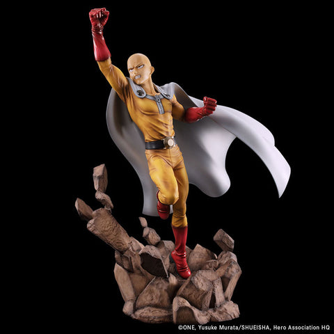 PRE-ORDER One-Punch Man - Saitama: Breaking the Meteor Ver 1/7