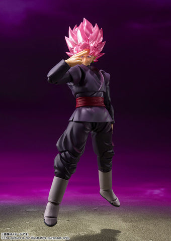 PRE-ORDER S.H.Figuarts - Dragon Ball Super - Goku Black SSR