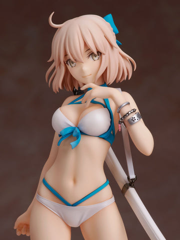 PRE-ORDER Summer Queens - Fate/Grand Order - Assassin/Souji Okita 1/8
