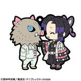 PRE-ORDER Rubber Mascot Buddy Colle - Demon Slayer: Kimetsu no Yaiba Vol. 4 [Box of 6]