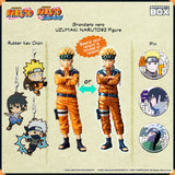 PRE-ORDER BANPRESTO BOX 03 - Naruto Shippuden [EXCLUSIVE]