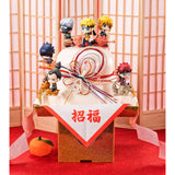 PRE-ORDER Petit Chara Land - Naruto Shippuden - New Color! Kuchiyose no Jutsu Dattebayo! [Box of 8] [EXCLUSIVE]