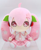 PRE-ORDER Character Vocal Series 01: Hatsune Miku BIG Plush - Sakura Miku