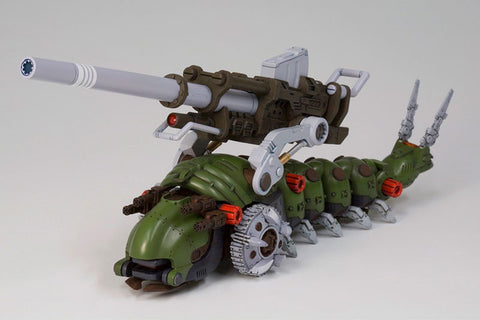 PRE-ORDER HMM - ZOIDS - Molga and Molga with Canory Unit 1/72 [2021 Reproduction]