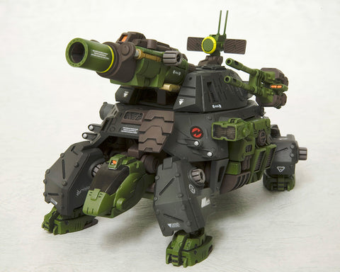 PRE-ORDER HMM - ZOIDS - RMZ-27 Cannon Tortoise 1/72 [Reproduction 2021]