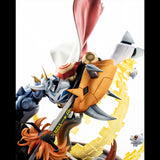 PRE-ORDER V.S. - DIGIMON ADVENTURE: CHILDREN'S WAR GAME! - Omegamon vs Diablomon