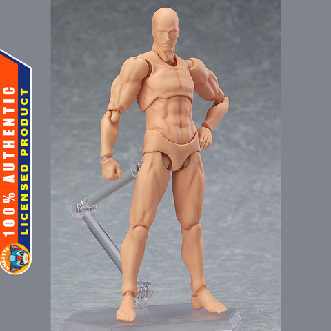 figma 02♂ - Archetype Next : He Flesh Color Version (2nd Release)