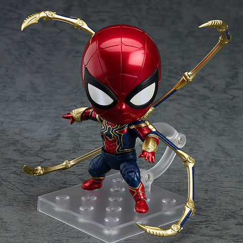 BACK-ORDER Nendoroid 1037 - Avengers: Infinity War - Spider-Man: Infinity Edition