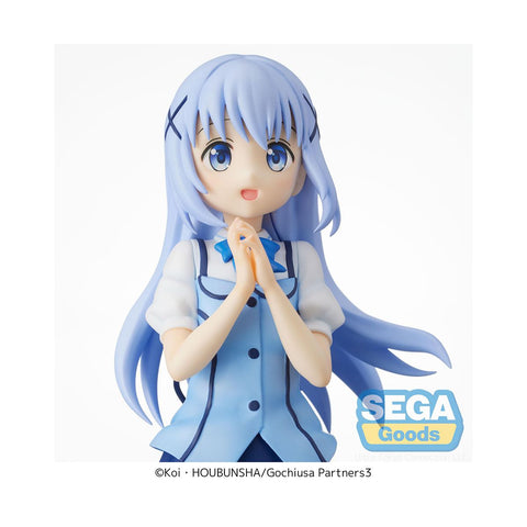 PRE-ORDER Is this Order a Rabbit? Bloom PM Figure- Kafuu Chino: Summer Uniform