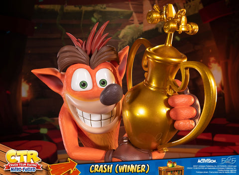 PRE-ORDER Crash Team Racing: Nitro Fueled - Crash: Winner: Standard Edition