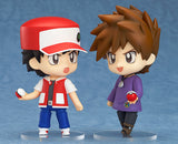 BACK-ORDER Nendoroid 612 - Pokémon - Pokémon Trainer Red & Green