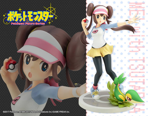 ARTFX J - Pokemon - Rosa with Snivy 1/8