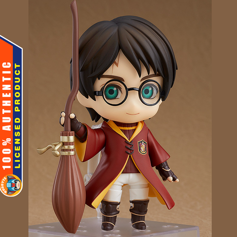PRE-ORDER Nendoroid 1305 - Harry Potter - Harry Potter: Quidditch Ver. [PH1]