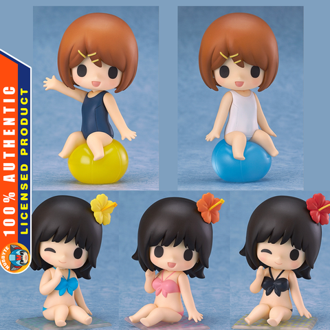 BACK-ORDER Nendoroid More: Dress Up Swimming Wear [Box of 6] [EXCLUSIVE]