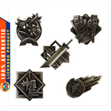 Final Fantasy VII Remake Kuji - Pin Badge [Box of 10]
