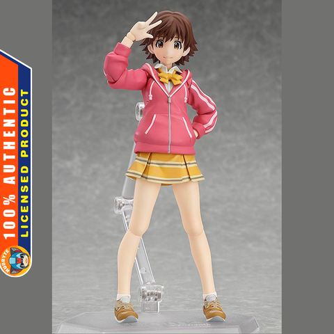 figma 269 - THE IDOLM@STER CINDERELLA GIRLS - Mio Honda: CINDERELLA PROJECT ver.
