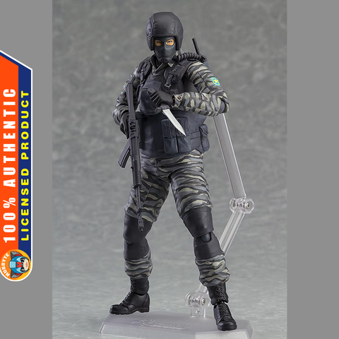 figma 298 - METAL GEAR SOLID 2: SONS OF LIBERTY - Gurlukovich Solider
