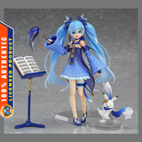 figma EX-037 - Vocaloid - Snow Miku Twinkle Snow Version 2017 GSC Shop Exclusive