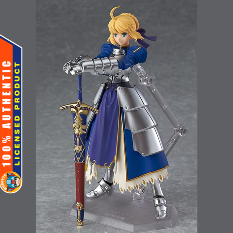 figma 227 - Fate/Stay Night - Saber 2.0 (3rd Release)