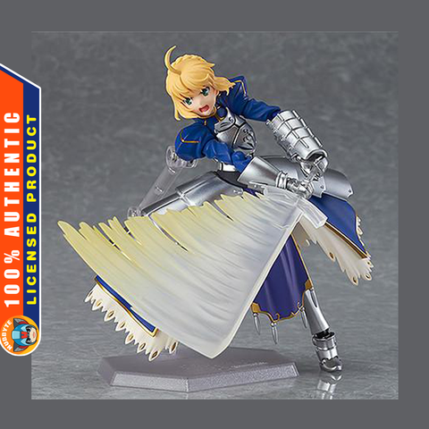 figma 227 - Fate/Stay Night - Saber 2.0 (2nd Release) [EXCLUSIVE]