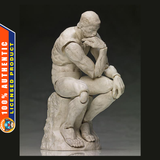 figma SP-056b - The Table Museum - The Thinker Plaster ver.