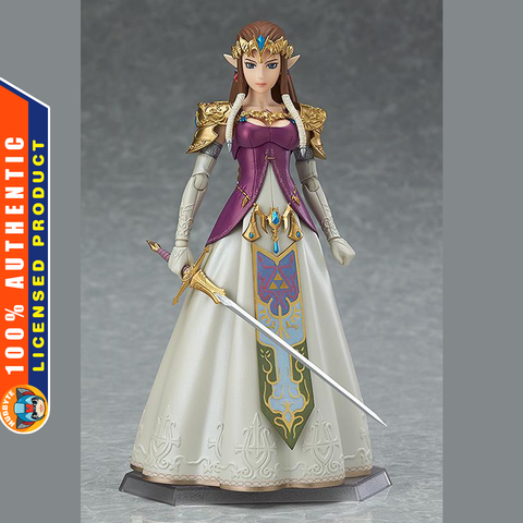 figma 318 - The Legend of Zelda: Twilight Princess - Zelda: Twilight Princess ver.