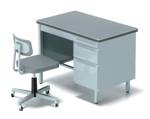 1/12 Office Desk and Chair