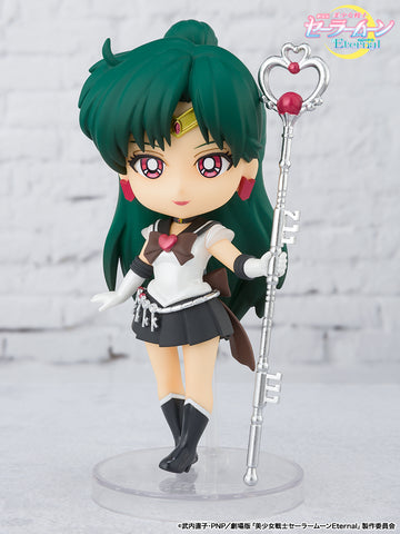 PRE-ORDER Figuarts mini - Sailor Moon Eternal - SUPER SAILOR PLUTO: Eternal edition