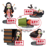 PRE-ORDER Demon Slayer: Kimetsu no Yaiba World Collectable Figure - Nezuko Kamado Collection - Ver. B