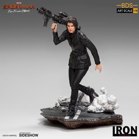 BACK-ORDER - Maria Hill BDS Art Scale 1/10 - Spider Man Far From Home