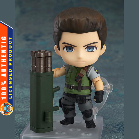 Nendoroid 681 - Biohazard - Chris Redfield
