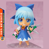 BACK-ORDER Nendoroid 167-b - Touhou Project - Suntanned Cirno