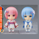 Nendoroid 942 - Re:ZERO -Starting Life in Another World- - Ram & Rem: Childhood Ver. [EXCLUSIVE]